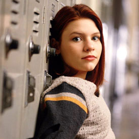Claire Danes as Angela Chase... hell yeah!