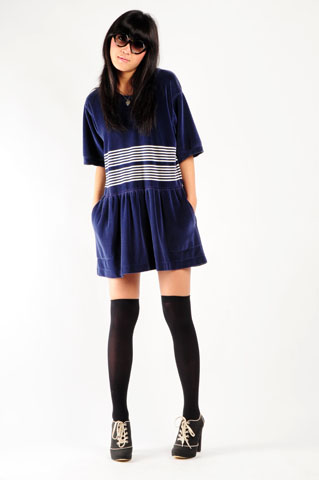 Vintage Rykiel Sailor Dress