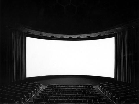 Hiroshi Sugimoto - Cinerama Dome Hollywood (1993)