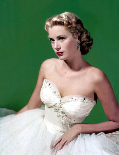 Grace Kelly as featured in Lara's Mad Men week