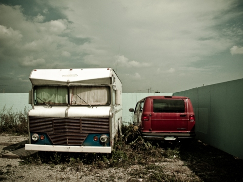 Winnebago by Alex Cairncross